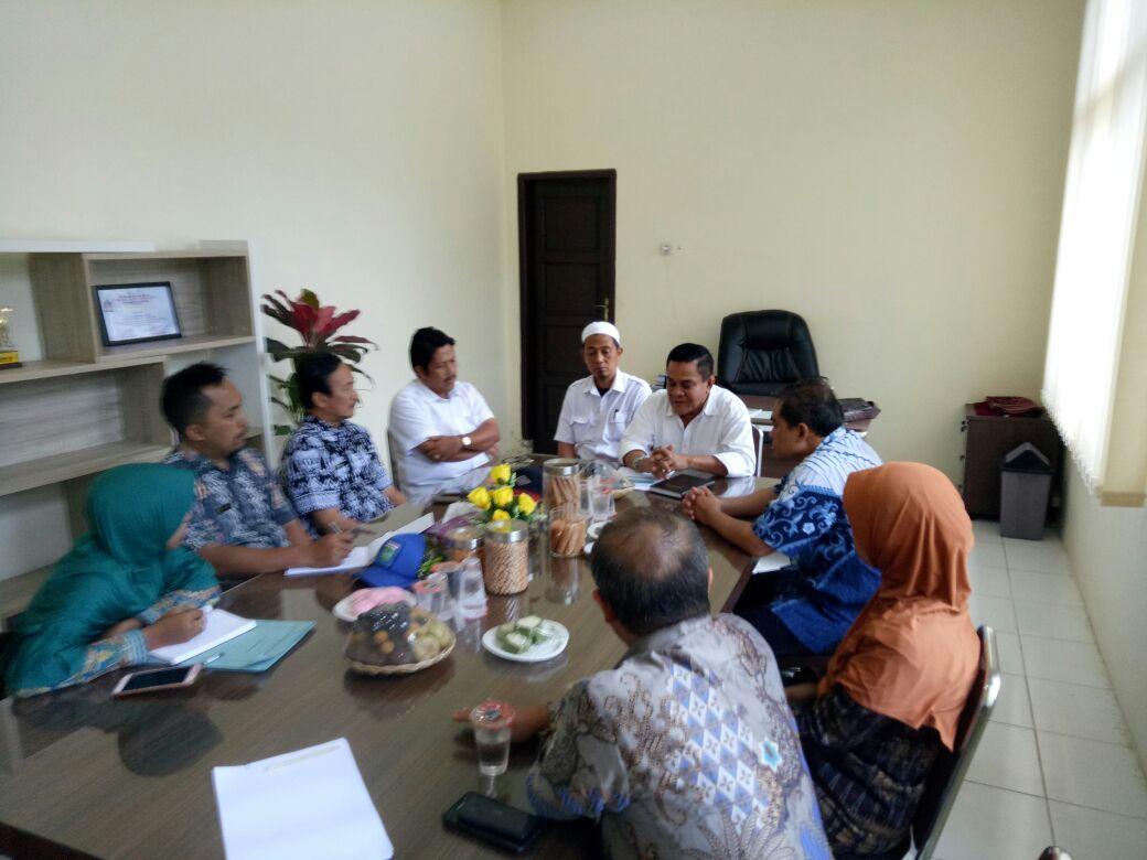 Kunjungan Studi Banding Dinas Tenaga Kerja Kabupaten Malang ke Dinas Tenaga Kerja Kota Banda Aceh