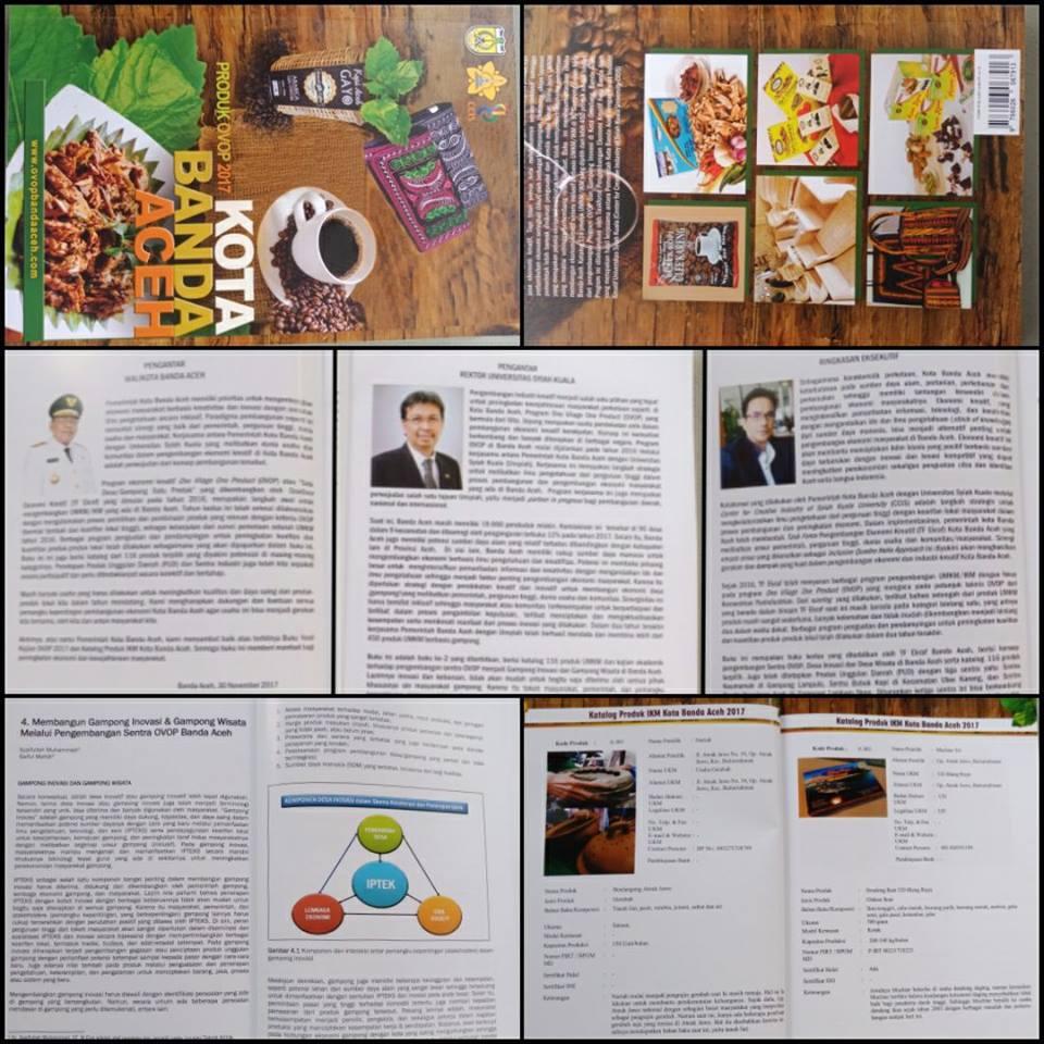 Buku ke-2 Taskforce Ekonomi Kreatif Kota Banda Aceh