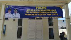Disnaker Kota Banda Aceh Buka Posko Pengaduan THR