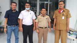Tim Kepatuhan BPJS Kesehatan Kota Banda Aceh Melakukan Pemeriksaan ke Perusahaan di Kota Banda Aceh