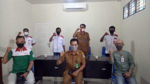 Rapat Rutin Bersama LKS Tripartit