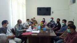 Rapat Pembahasan Fasilitasi Bantuan IKM Kota Banda Aceh Antara Pihak Kementrian Perindustrian RI Dinas Tenaga Kerja Kota Banda Aceh dan Kelima Pelaku Usaha