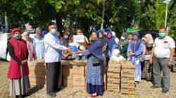 Penyerahan Bantuan Pengadaan Peralatan Kue dan Katering