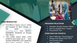Pembukaan Pendaftaran Pelatihan Gelombang 2